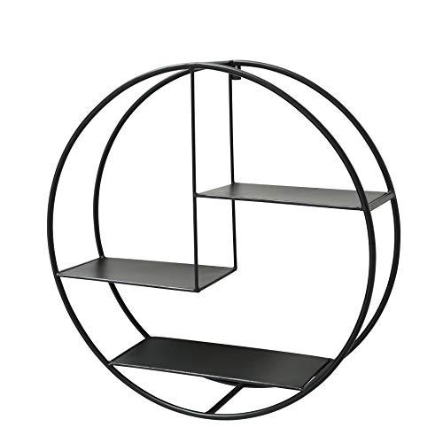 Wand-Regal Carlton D55cm Material: Eisen pulverbeschich