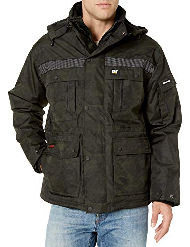 Caterpillar Men's Heavy Insulated Parka