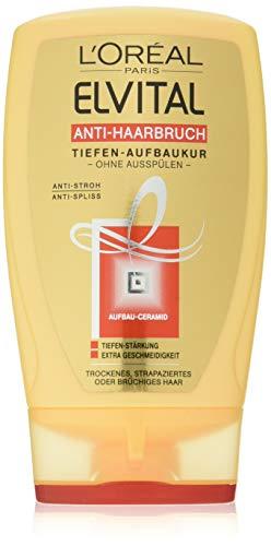 L\'Oréal Paris Elvital Sofort-Aufbaukur, Anti-Haarbruch, Haarkur, 125ml