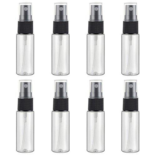 UOOOM 8 pcs 20 ml Mist Bottle set Beauty Trasparente Plastica Atomizzatore Bottiglia Vuota Spray