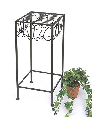 DanDiBo Tabouret Porte-Fleurs 140127 L Support de Fleurs 60 cm Porte-Plantes Tabouret Table d'appoint