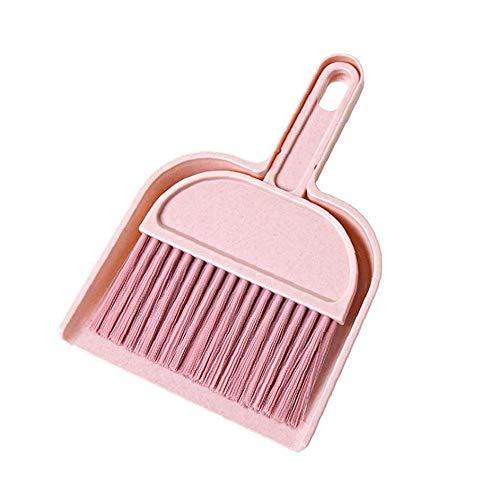Prodotti per la pulizia Bermnn Mini tastiera desktop Spazzola di pulizia, tenuto in mano Paletta Broom, accessori for la casa strumento di pulizia, della famiglia Piccolo spazzola di pulizia, regalo f