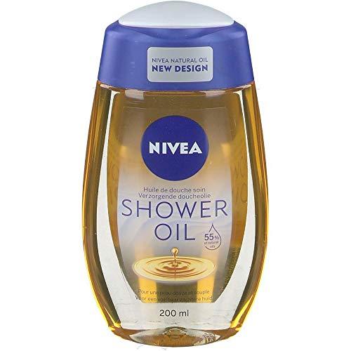 Nivea -  6 x  Natural Oil