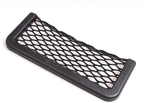 Goquik 1 stücke Auto net Tasche telefonhalter lagerung Pocket Organizer für uaz 31512 3153 3159 3162 simbir 469 jäger Patriot zubehör (Color Name : 15x8cm)