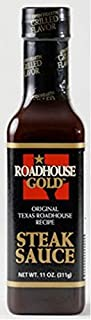 Best roadhouse gold steak sauce Reviews