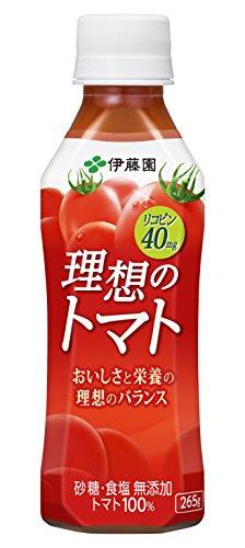 理想のトマト 265g×24本 PET