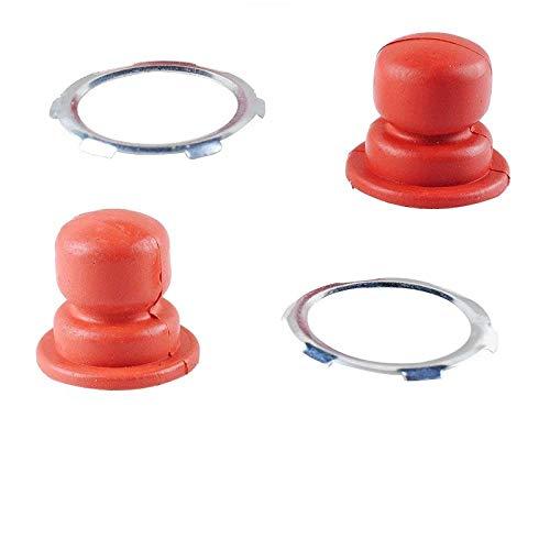 ZXZHL 640259 Primer Bulb Fit for Tecumseh OVRM105 OVRM120 36045 640259 LEV100 LEV105 LEV115 LEV120 LEV121 Engines Lawn Mower