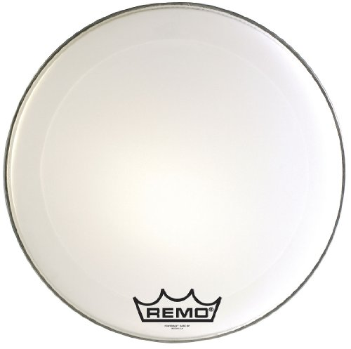 Remo Drum Set, Ultra White, 24-inch (PM2024-MP)