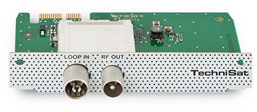 TechniSat DoppelTuner-Modul TC Diplexer (mit DVB-T/DVB-C Tuner-Erweiterung über den Einschub-Slot, passend zum TechniCorder ISIO STC)