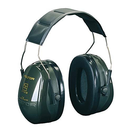 3M Peltor Optime II Kapselgehörschutz, grün