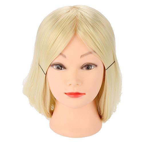 Kappershoofd, vrouwelijke realistische etalagepop hoofd kapperspop praktijk etalagepop pop cosmetica haar model