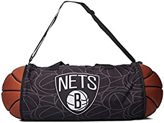 BROOKLYN NETS BASKETBALL TO DUFFLE AUTHENTIC