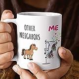Regalos para Vecinos Otros NeighborsVersus Me, Poste de Unicornio, Regalos de cumpleaños, Día de San Valentín, Regalo de...