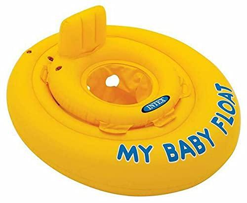 Il mio bambino galleggiante per nuotare con anello da 67,8 cm