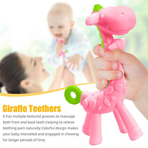 Sophie The Giraffe Teething Ring and Waddle Rattle Socks Baby Gift Set Vulli