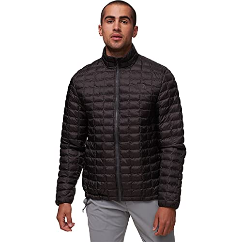 The North Face Men's Thermoball Eco Insulated Jacket - Fall or Winter Coat, Asphalt Grey Matte, L