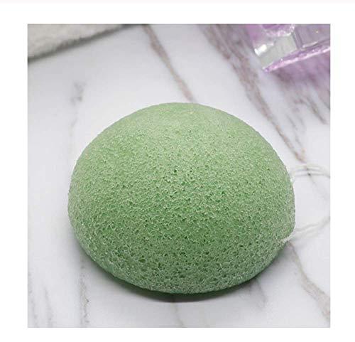 KUSAWE Éponge de maquillage 2pcs Visage nettoyant de Pores de Lavage éponge Outils de Soins de la Peau du Visage w