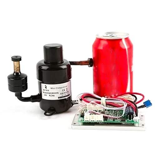 Compresseur miniature à vitesses variables QX1903VDL (48V)