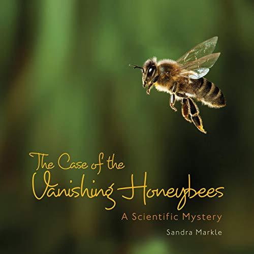 The Case of the Vanishing Honeybees cover art
