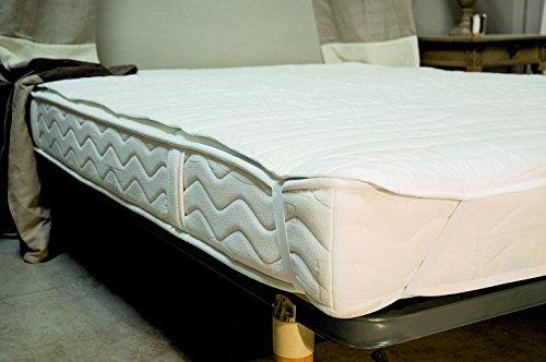 Magnetischer Matratzenbezüge mit Magneten für guten Schlaf - 90 x 190 cm
