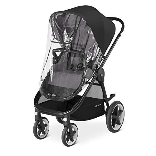 CYBEX Iris M- Air and Balios M Stroller/Cot Rain Cover, Black