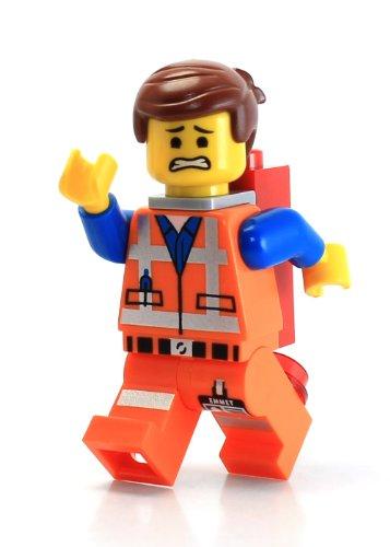 LEGO La LEGO Movie: Emmet Con Piece of Resistance Minifigura