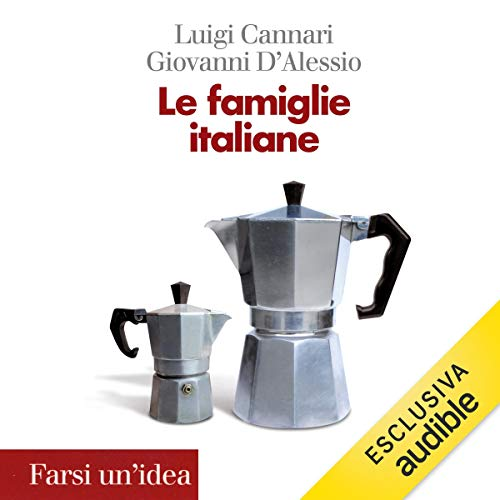 Le famiglie italiane copertina