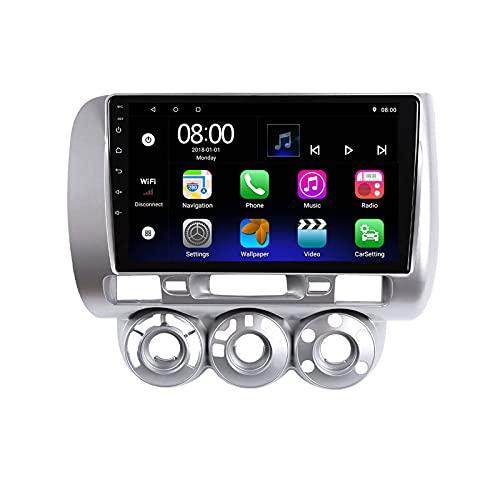 4G RAM 8 core android 10 autoradio stereo auto per honda fit jazz GD 2002 2004 2005 2007 09 navigazione GPS Multimedia Player