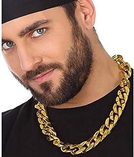 Amazon.es: Collares Raperos - Disfraces y accesorios: Juguetes y ...