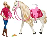 caballo blanco barbie
