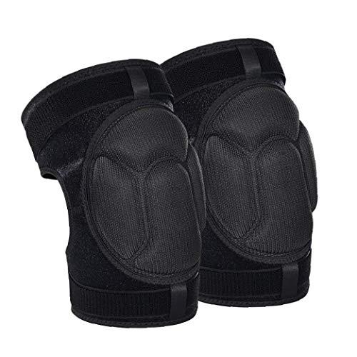 Knee Pads Gardening Knee Pads Collision Avoidance Knee Sleeve Black Knee Protector (S) Garden Tools