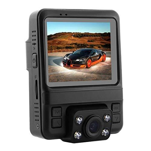 Rilevazione di movimento GS65H macchina fotografica dell'automobile DVR da 2.4 pollici LCD Screen HD 1080P 150 gradi ampio angolo di visione, Supporto Motion Detection / TF / G-Sensor HDMI (nero) di g