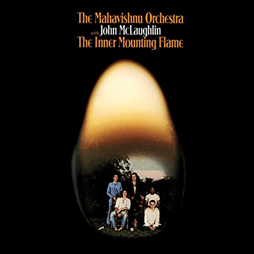 The Inner Mounting Flame (180 Gram Audiophile Clear Vinyl/Limited Edition/Gatefold Cover)