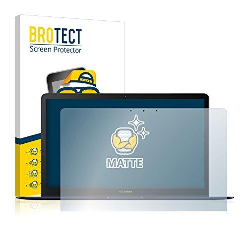 BROTECT Entspiegelungs-Schutzfolie kompatibel mit Asus ZenBook 3 Deluxe UX490UA Bildschirmschutz-Folie Matt, Anti-Reflex, Anti-Fingerprint