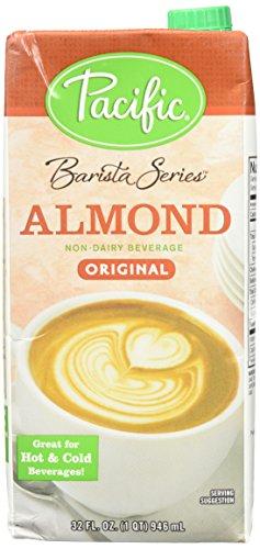 Pacific Barista Series Original Almond Beverage 32 Oz