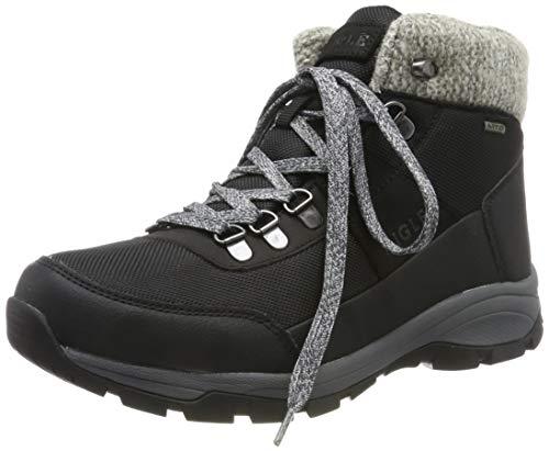 Aigle Damen Vedur Warm W Trekking-& Wanderschuhe, Schwarz (Black 001), 39 EU