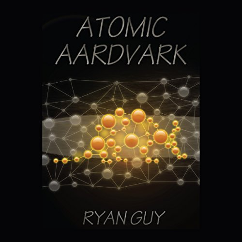 Atomic Aardvark audiobook cover art