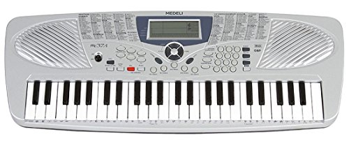 Tastiera Studio scuola Medeli MC37A 49 tasti