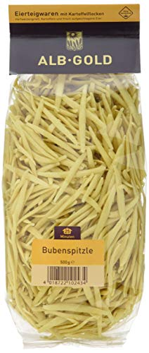 Alb-Gold Bubenspitzle, 12er Pack (12 x 500 g)