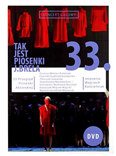 PPA 33: Tak jest- piosenki Jacquesa Brela [DVD]