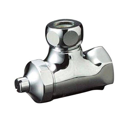 KVK K6A-P5-JAN アングル止水栓ドライバー式 家庭日用品