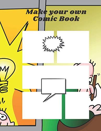 Fantasic Comic Maker,: Are you the next Marvel animator