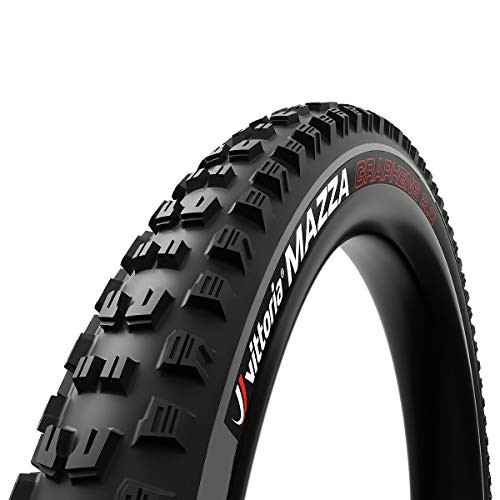 Vittoria Mazza Neumáticos de Bicicleta, Unisex, Antracita, 29 x 2.60 Inches