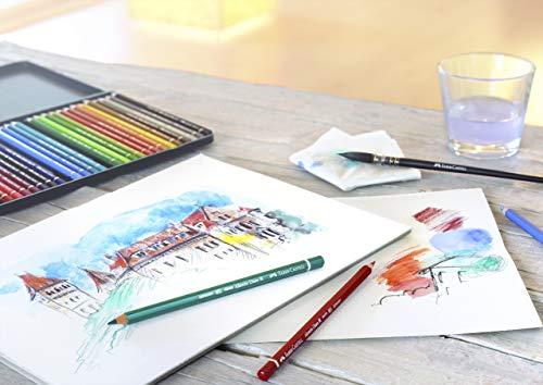 ファーバーカステルアルブレヒトデューラー水彩色鉛筆120色セット木箱117513[日本正規品]
