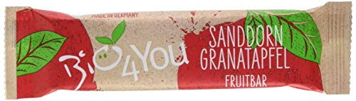 Vitana Bio 4 You Sanddorn-Granatapfel-Fruchtriegel, 30 g
