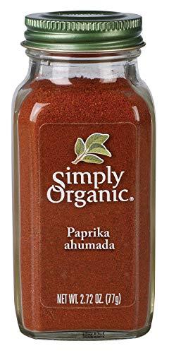 Simply Organic, Paprika Ahumada, 77 Gr.