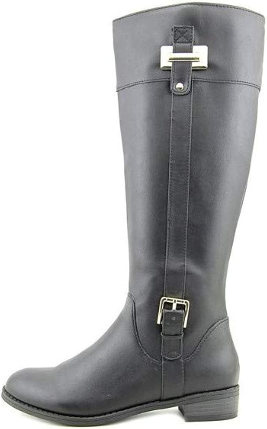 Karen Scott Womens Deliee Closed Toe Knee High Fashion Boots
