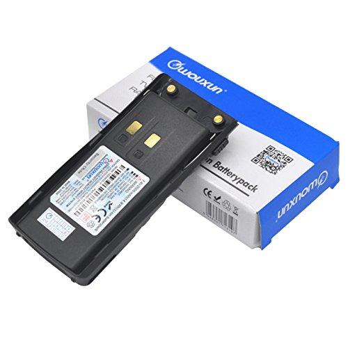 Walkie talkie Wouxun KG-UV9D Plus, transmisor receptor de radioaficionado, banda dual 2 m/70 cm VHF/UHF, radio de mano, impermeable IP55, con cable de programación USB y auricular