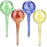 Sanfiyya Piccoli globi di annaffiatori, globi di annaffiatura della pianta Imitazione Bulbs in Vetro annaffiatoio della pianta della pianta della pianta della pianta della pianta della pianta della