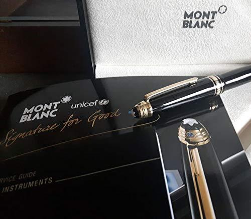 Penna a sfera Montblanc Meisterstuck Legrand Signature for Good/Unicef 2009